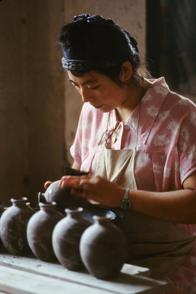 018 Chinese potter