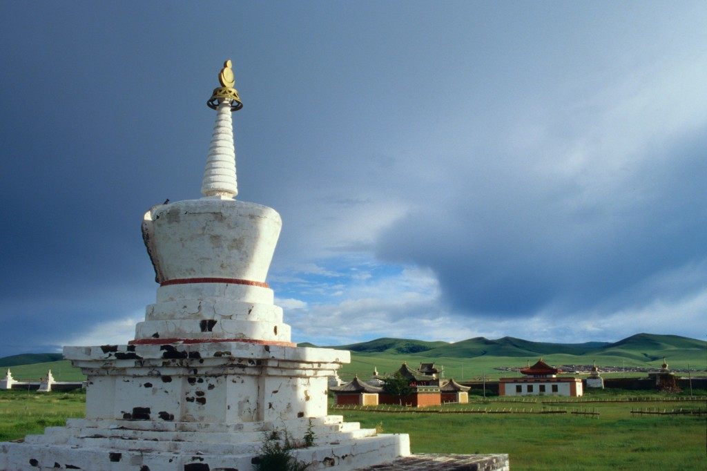 033 Karakorum Mongolia