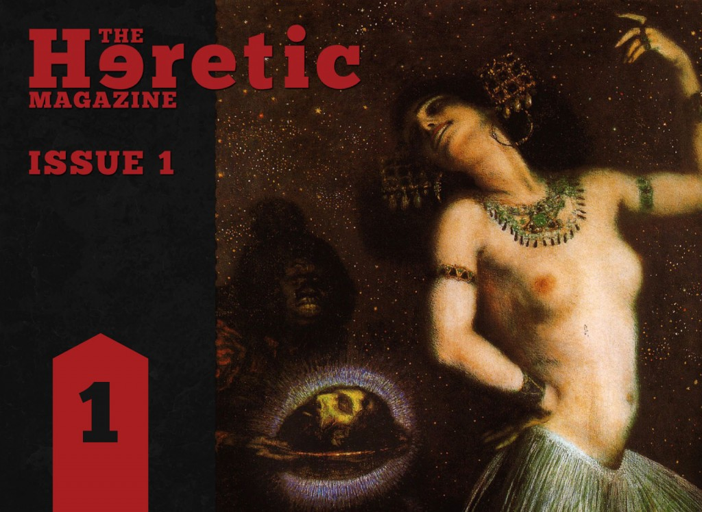 The Heretic Magazine Issue 1