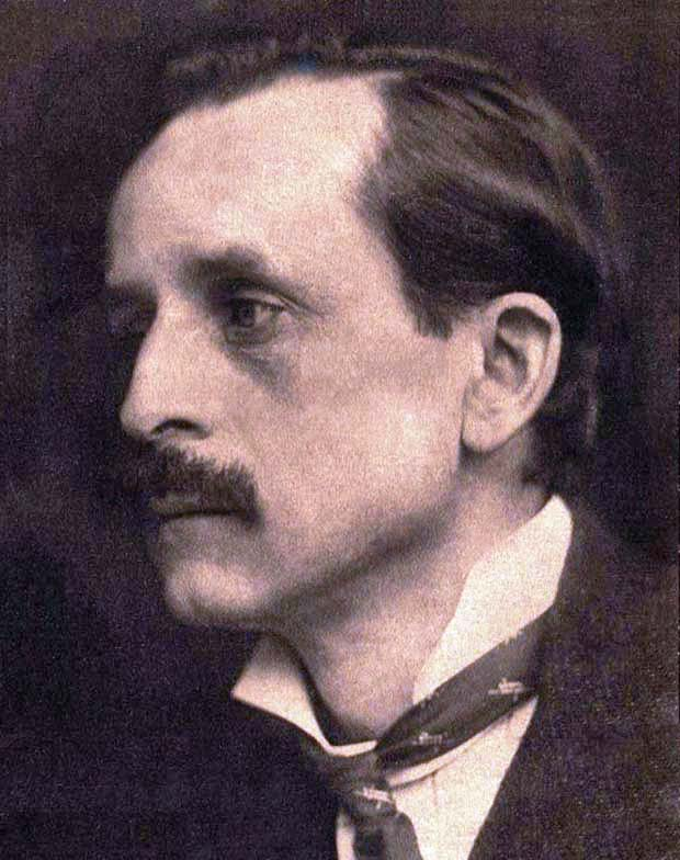 J. M. Barrie - 1901