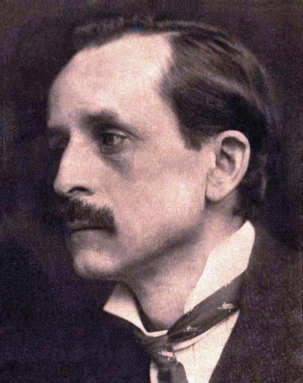 J. M. Barrie - 1901
